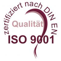 BVZ ISO9001 Logo
